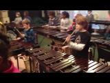 Оззи Осборн, Crazy Train  в исполнении детского оркестра