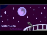 4everfreebrony - Sister Luna (Scars On 45 ponified)
