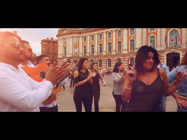 Gipsy Tolosa - Viva La Vida - ( Clip Officiel)