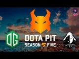 Faceless vs OG (bo1) | Dota Pit 5 Lan Finals (21.01.2017) Dota 2