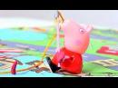 Peppa Pig balık tutmaya gidiyor eğitici çocuk videosu