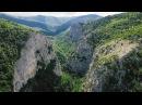 Большой каньон Крыма. Уникальные съемки с воздуха и с земли!