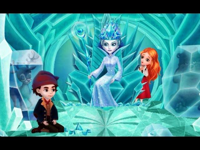 Снежная Королева (часть 2) - Анимационная Сказка Для Детей На Ночь ♦ сказка