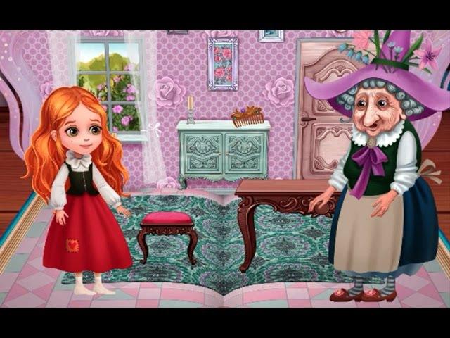 Снежная Королева (часть 1) - Анимационная Сказка Для Детей На Ночь ♦ сказка
