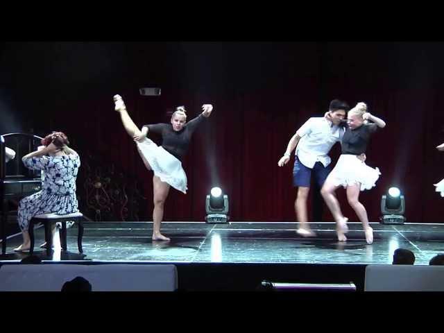 Marissa Osato, featuring Entity Dance Company, choreographed