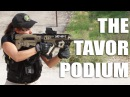 Tavor Upgrades - The TAR Podium Bi-Pod by FAB Defense