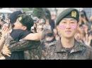 170718 Сюжет о демобилизации ЫнХэ на SBS