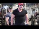 IFBB Classic Physique Рro Араш Рахбар Тренировка бицепсов и трицепсов муз видео