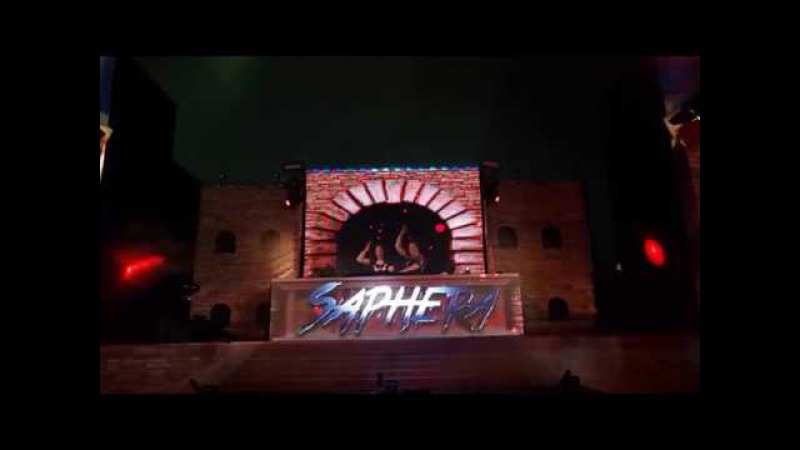 Saphera - Live @ Fuze Outdoor 2017