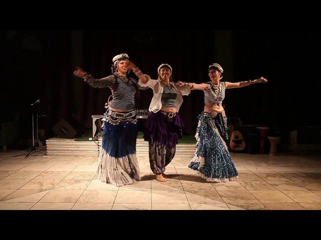 Terarium Tribe @ The Neverending Story hafla, Nov.5, '16