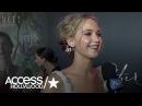 Интервью для портала «Access Hollywood» в рамках премьеры «мама!» в Нью-Йорке | 2017 год