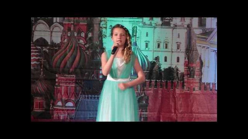 Варвара Авдонина (11 лет) - Свет добра