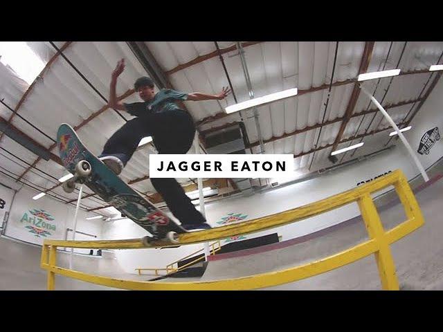 TWS Park: Jagger Eaton | TransWorld SKATEboarding
