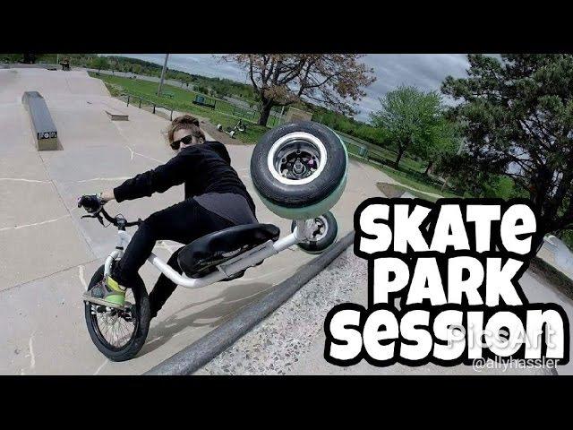 Drift Triking Skateparks