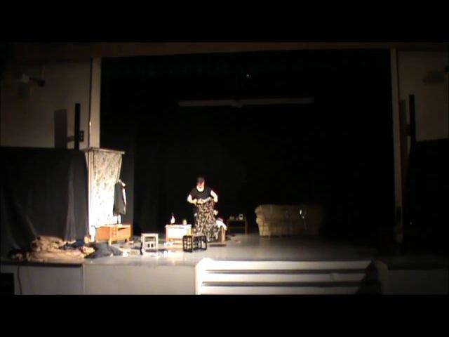 Образцовый театр-студия Парадокс - Чинзано, День рождения Смирновой