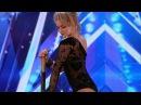 America's Got Talent 2017 Maria Popazov Strength Elegance Full Audition S12E05