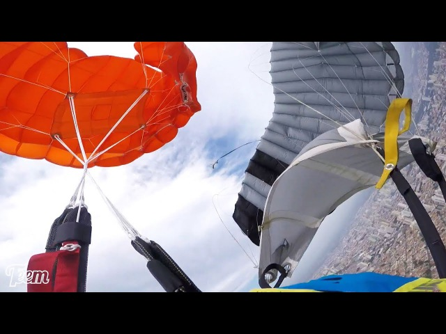 Friday Freakout: Scary Spinning Downplane, Double Parachute Malfunction