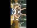 Жим от груди 120кг