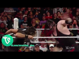 Vine Kane vs Seth Rollins на сука  на сука  получай (R5M)