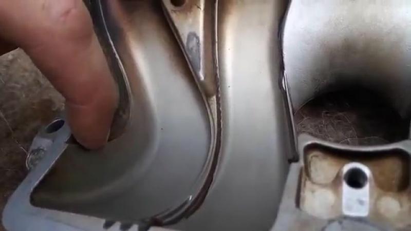Стук двигателя Opel Astra H ( Z16XEP ) устранение причины