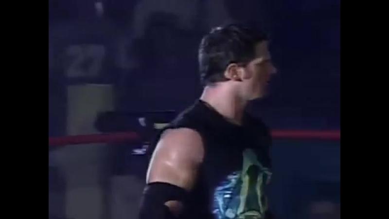 TNA Impact 18.08.2004 | ЭйДжей Стайлз пр. Кида Кэша (Уличная драка)