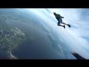 Самые красивые места России под куполом парашюта