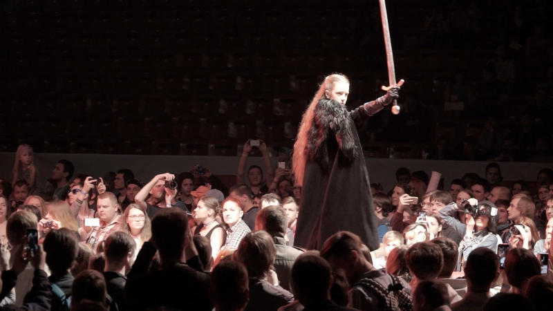 Янка-Лисёнок - Игра престолов - Лианна Мормонт