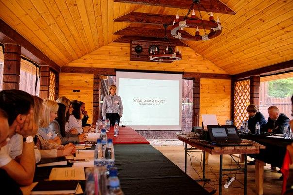 Уральский округ Русфинанс Банка организовал Седьмой ежегодный летний с