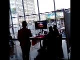 Градусы на автограф-сессии в ТРЦ Европа, Липецк, 28052017
