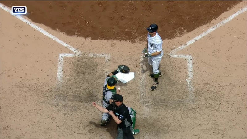 New York Yankees - Oakland Athletics 28.05.17(36STDRU)-002