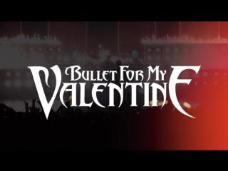 Matthew Tuck приглашает на концерты Bullet For My Valentine в России (август 2017)