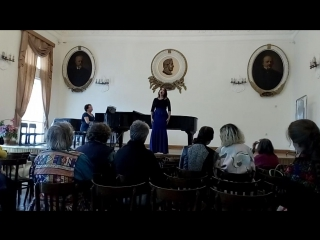 Римский-Корсаков Ария Снегурочки из оперы