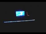 Цветомузыка из светодиодной ленты №4