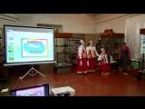 10 августа 2017 год. Музей. Выступление коллектива из Пинежского хора.