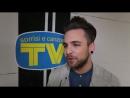 Alessio Bernabei a Sanremo 2017 (Intervista Tv Sorrisi e Canzoni)