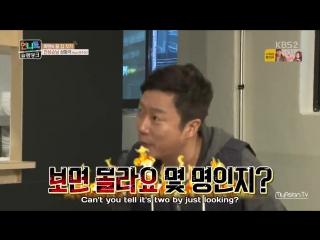 Sister's Slam Dunk 161118 Episode 31 English Subtitles