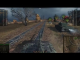 Korben Dallas(Топ стрелок)-Jagdpanzer E 100-9500 УРОНА