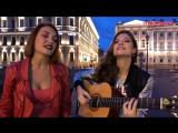 Елена Темникова - Вдох (cover by СьюзиQ),красивая милая девушка классно спела кавер,сыграла на гитаре,красиво поёт,поёмвсети