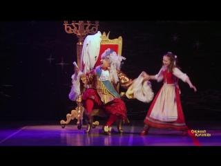 Трейлер к мюзиклу Снежная королева-HD