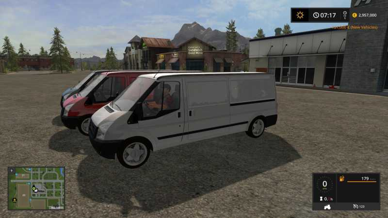 LIZARD RUMBLE VAN V1