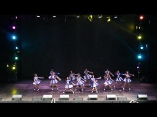 AKB0048 Cosplay Family - AKB48 - LOVE TRIP - Всероссийский фестиваль японской анимации 2017