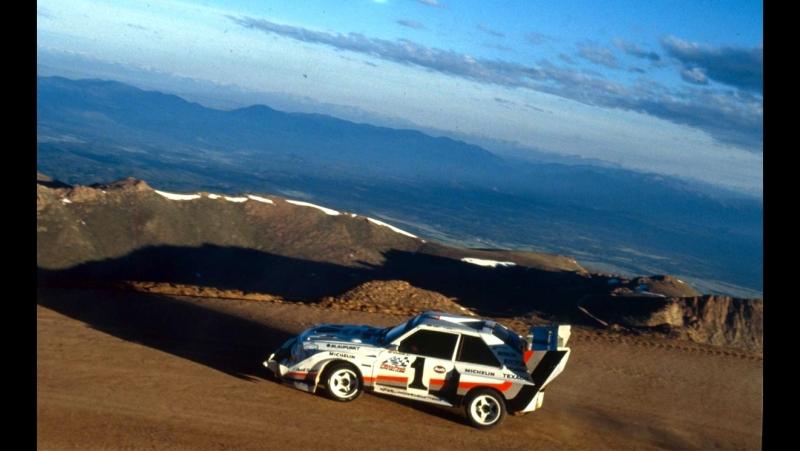 Две легенды на Pikes Peak (1987)