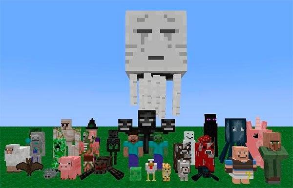 Майнкрафт - игра современности