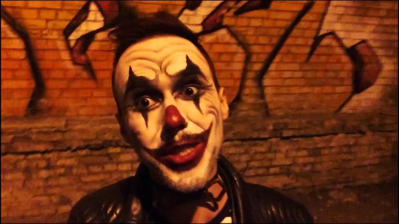 Шоу уродів. Клоунада жахів.