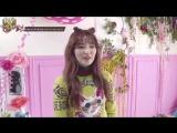 170207 (Seulgi) Red Velvet @ Rookie MV Behind the Scene [рус.саб]