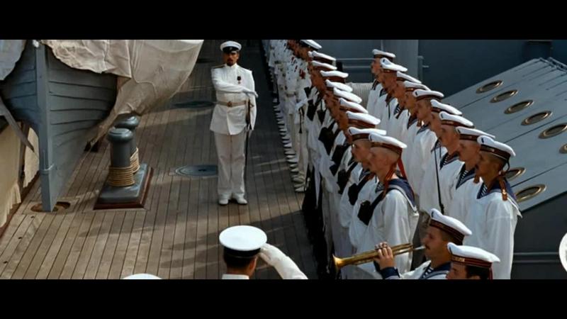 отрывок из художественного фильма АДМИРАЛЪ 2008 раритеты ВМФ России