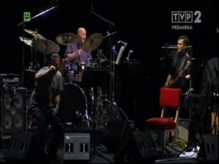 John Zorn i Mike Patton w Sali Kongresowej Warsaw Summer Jazz Days 2013