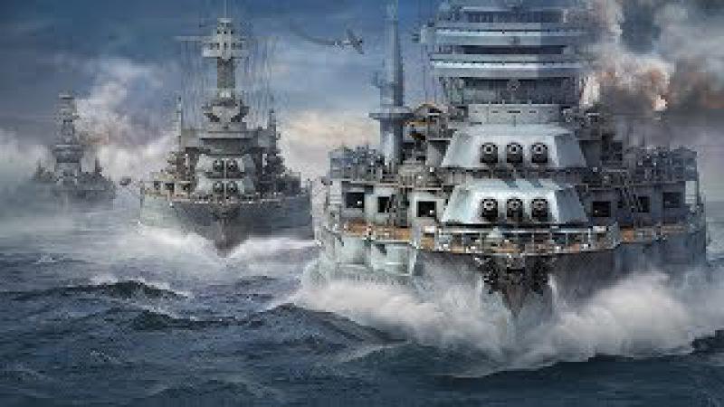World of Warships снова британцы и опять очередь