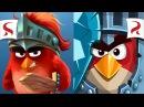 Обзор игры Angry Birds Epic Злые Птички Эпик РПГ игра от Rovio