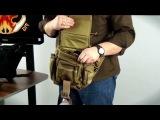 Сумка EDC для скрытого ношения пистолета тактическая